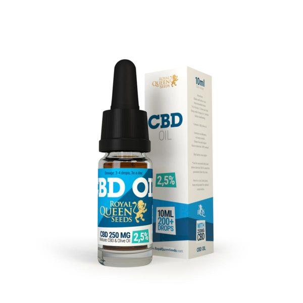 Royal Queen Seeds CBD Oil Drops