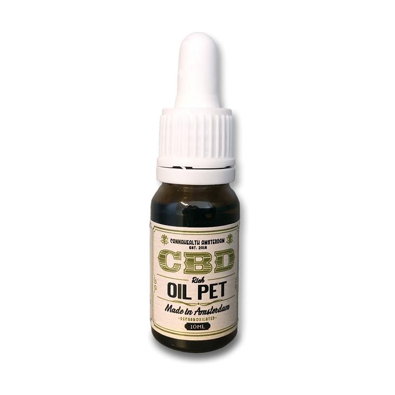Canna Health Amsterdam – Pet Oil
