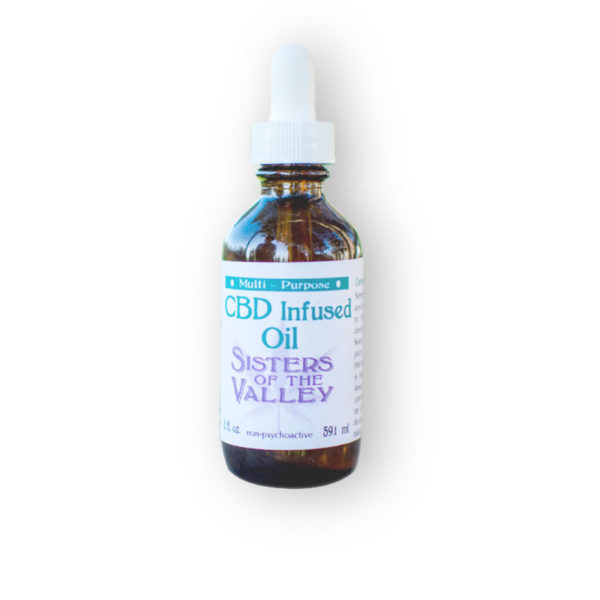 Sisters of the Valley CBD Oil