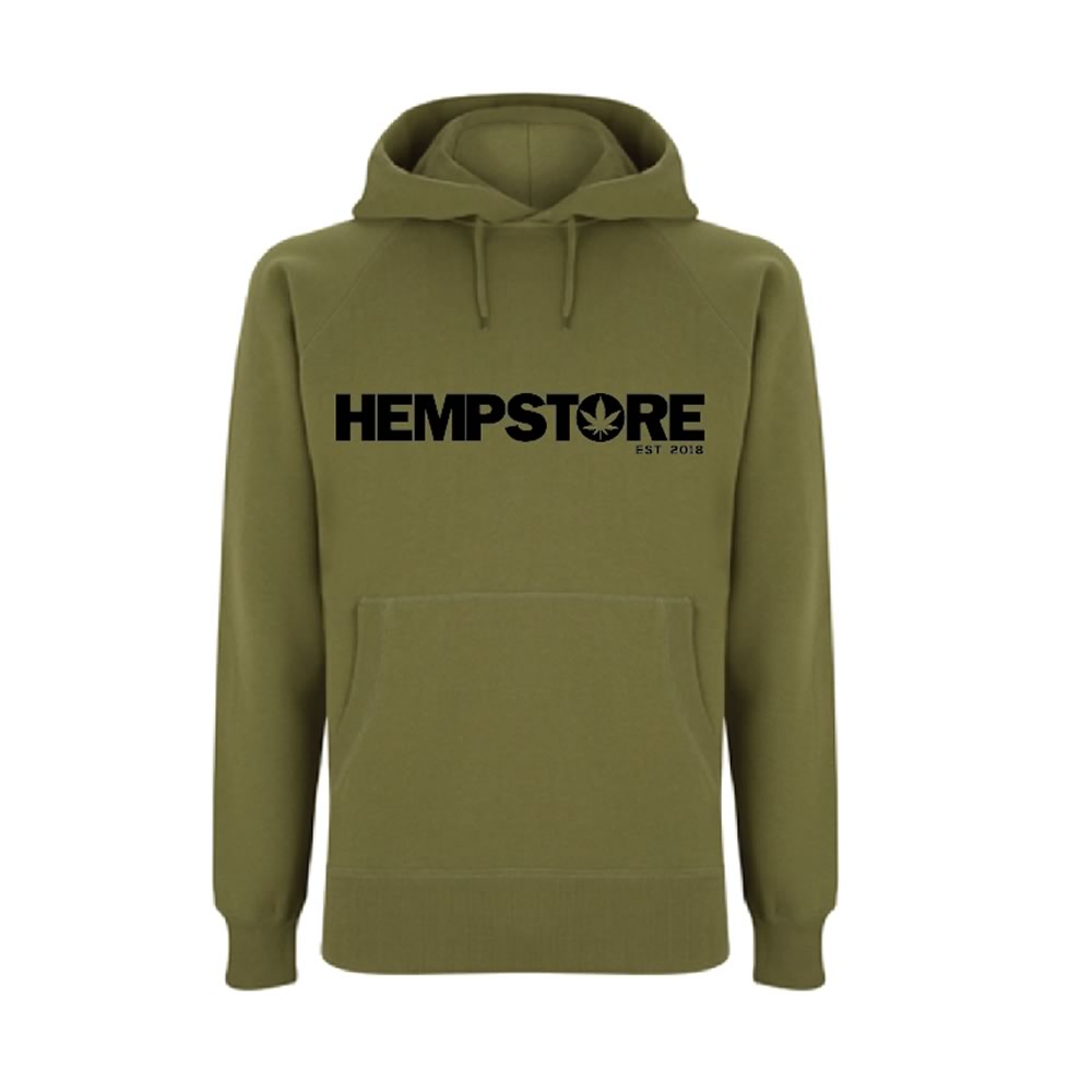 Glasgow Hempstore Hoodie