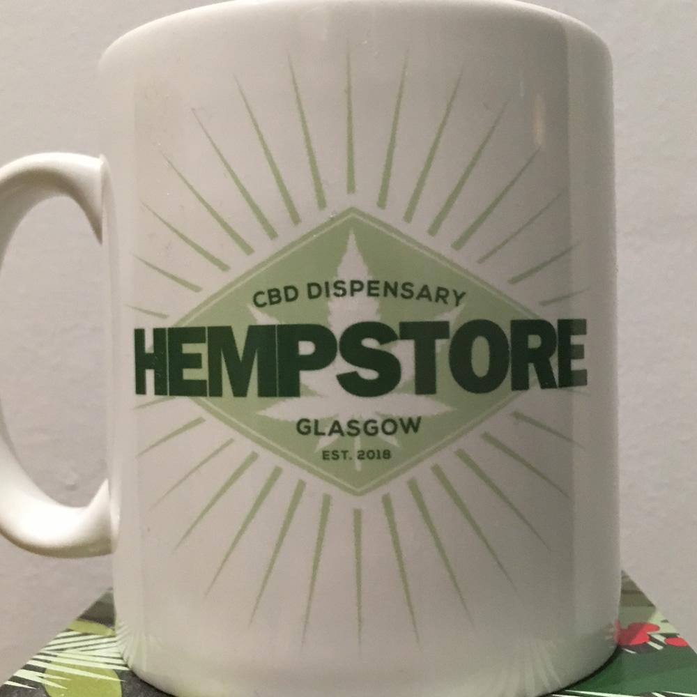 Hempstore Glasgow Mug