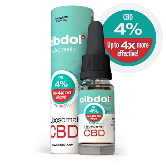 Liposomal CBD Oil