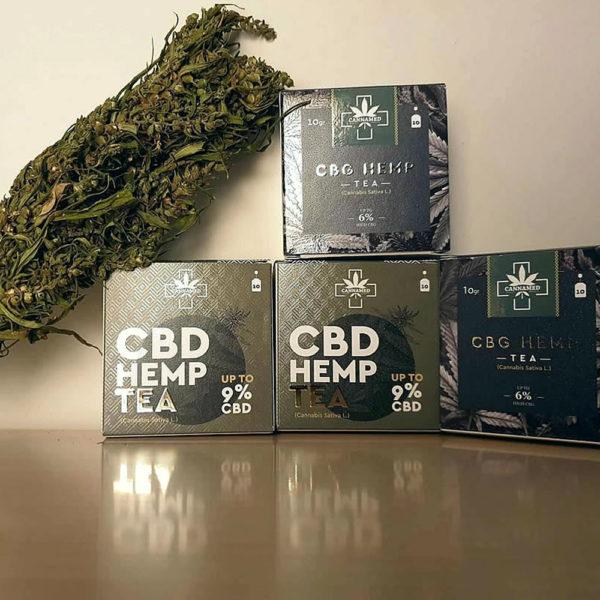 CBD Herbal Tea